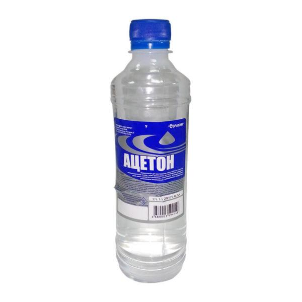 Ацетон (0,5 л)