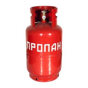 Баллон пропановый для сжиженного газа вентильный (27 л)