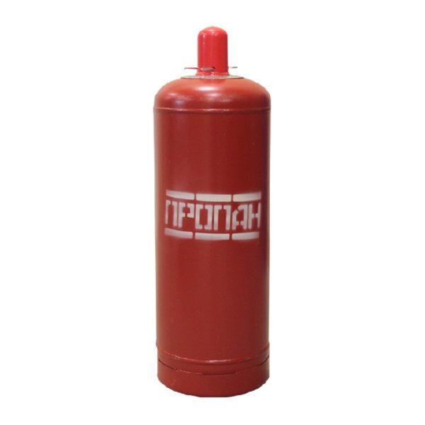 Баллон пропановый для сжиженного газа вентильный (50 л)