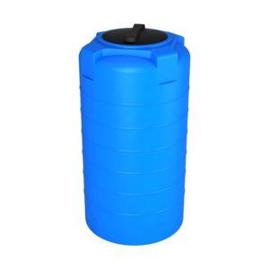 Емкость ЭкоПром для воды полиэтиленовая 300 л (0,3 м3) вертикальн.