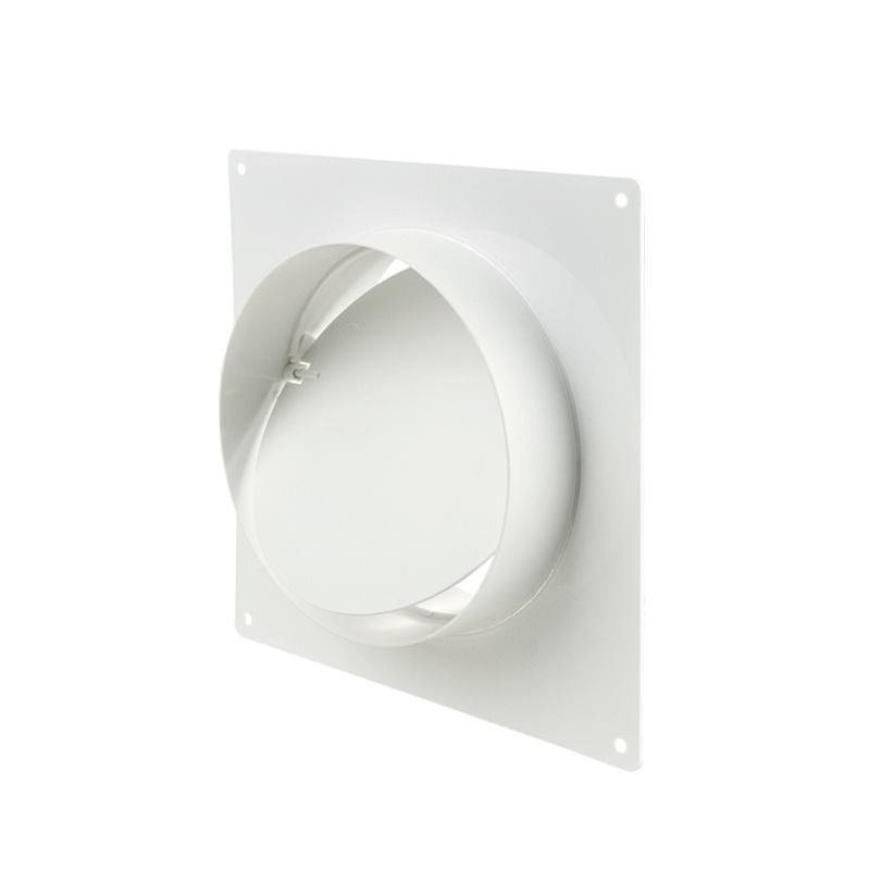 Соединитель для круглых каналов 2521 d=125 мм с о/кл. и пласт.