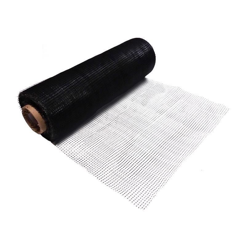 Сетка кладочная пластиковая, ячейка 5x5 мм, рулон 0,5x100 м