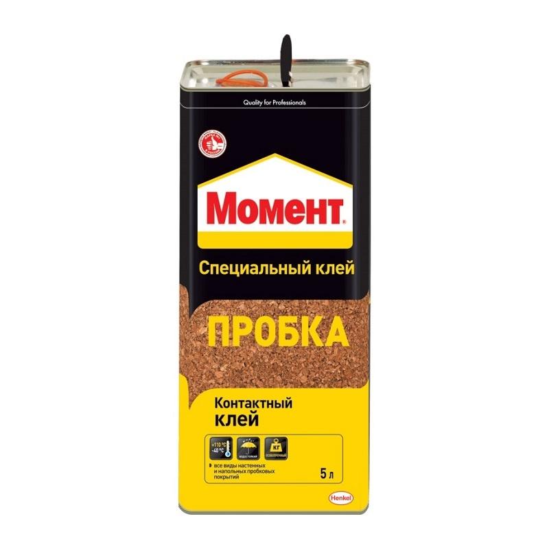 Момент клей Пробка (5 л)
