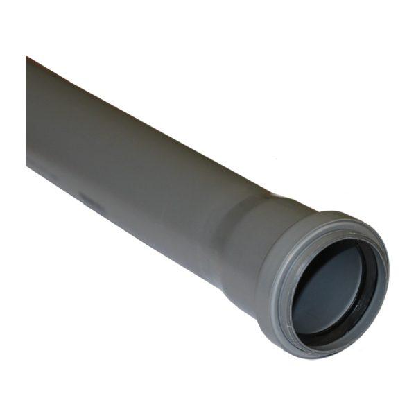 Труба канализационная внутренняя Sinikon d=50х1,8х2000 мм ГОСТ 32414-2013