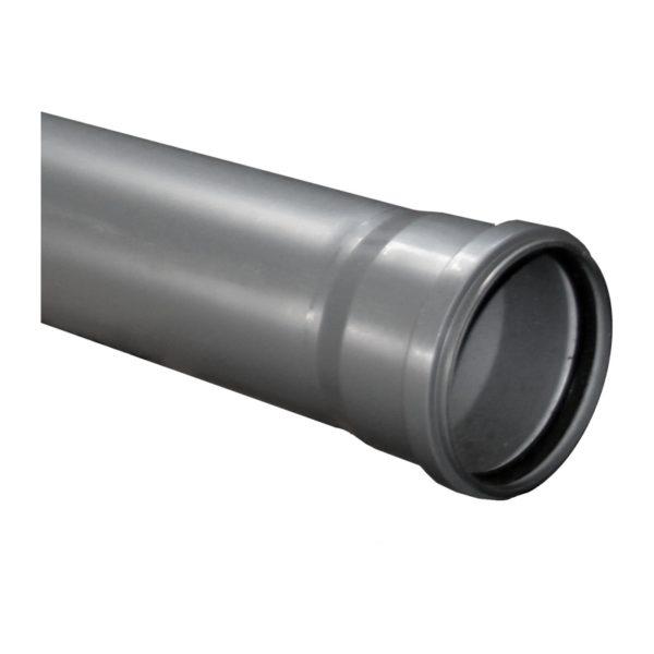 Труба канализационная внутренняя Sinikon d=110х2,7х2000 мм ГОСТ 32414-2013
