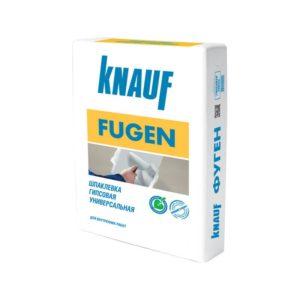 Шпаклевка гипсовая Кнауф Фуген, универсальная, 10 кг