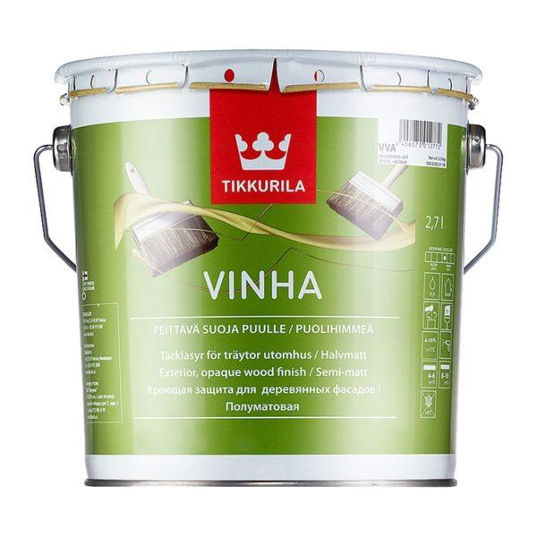 Антисептик кроющий Vinha VVA полуматовый (2,7 л)