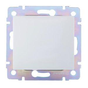 Переключатель в рамку с/у Legrand Valena 694262, 1 клавиша, на 2 напр. 10А, 230В, IP20, белый