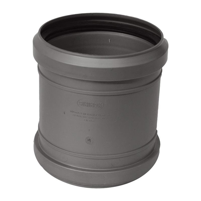 Муфта внутренняя Sinikon двухраструбная надвижная (ремонтная) d=110 мм