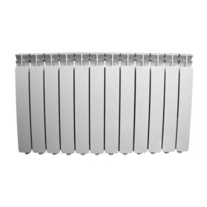 Радиатор алюминиевый 500x80, 12 секций