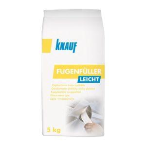 Шпаклевка гипсовая Кнауф Фуген, универсальная, 5 кг