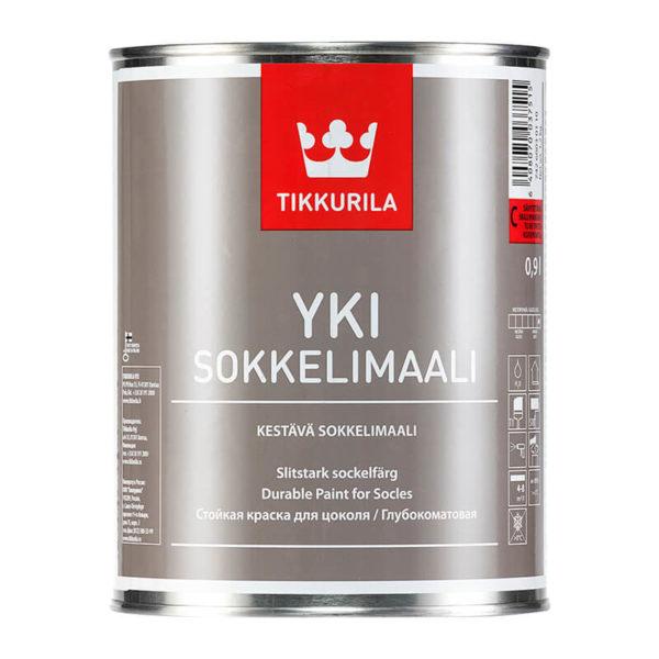 Краска в/д краска для цоколя Yki А (0,9 л)