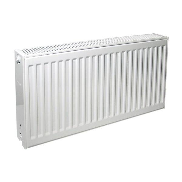 Радиатор стальной тип 22 500х500мм боковое подключение