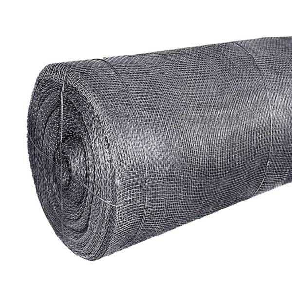 Сетка штукатурная тканная, 10x10 мм, d=0,7-0,8 мм, рул. 1x30 м