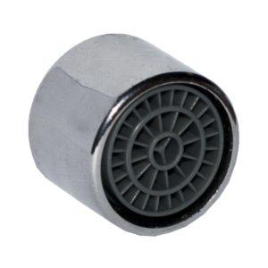 Аэратор для смесителя М24 НР (метал. корпус и пластик. рассекатель)
