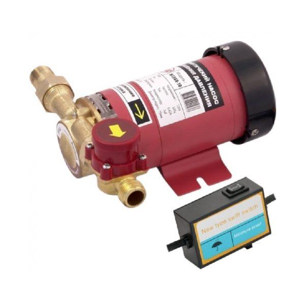 Насос повышения давления JEMIX W15GR-10 90 Вт, напор 10 м, до 20 л/мин
