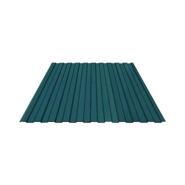Профнастил С-8 (RAL 6005) зеленый мох 1200x2000x0,4 мм (2,4 м2)