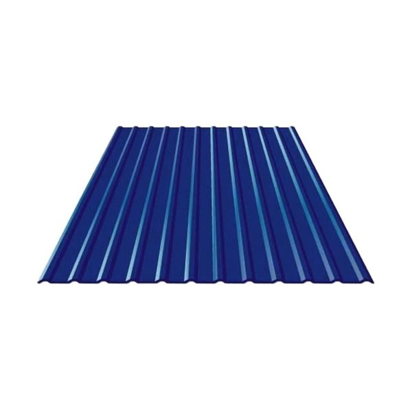 Профнастил С-8 (RAL 5005) синий насыщенный 1200x2000x0,4 мм (2,4 м2)