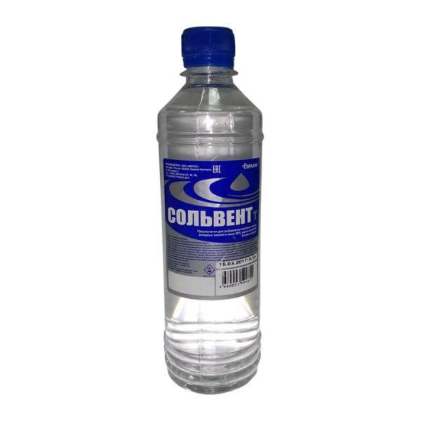 Сольвент (0,5 л)