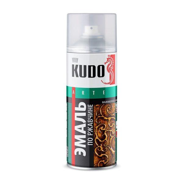 Эмаль по ржавчине KU-3006 молотковая бронзовая (0,52 л)