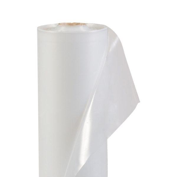 Пленка полиэтиленовая 80 мкм ширина 3 м / рукав 1,5 м (100 м)