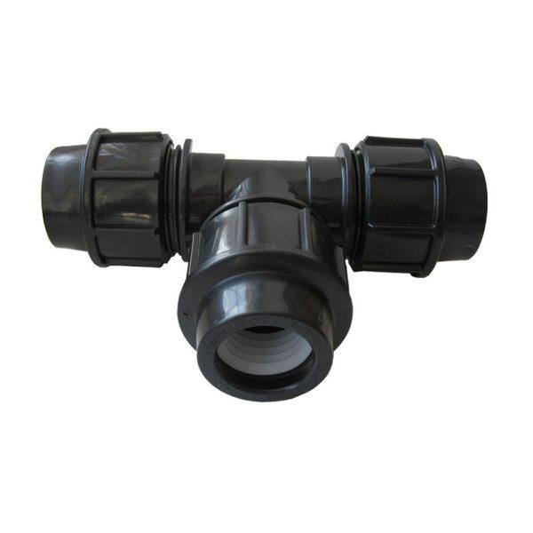 Тройник SPEKTR PN16 d=25 мм