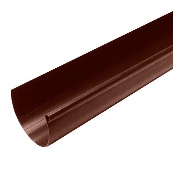 Желоб водосточный Мурол, коричневый, 2 м