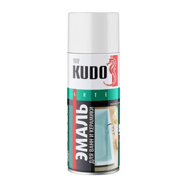 Эмаль для ванн KU-1301 белая (0,52 л)