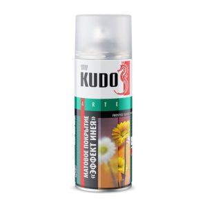 Покрытие декоративное KU-9031 для стекла Эффект инея (0,52 л)