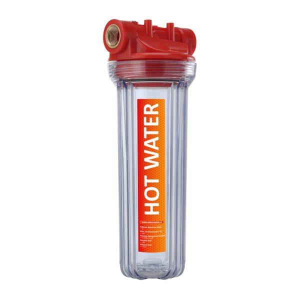 """Корпус 10"""" для горячей воды подключение 3/4 Unicorn FH2PN 3/4 HOT"""