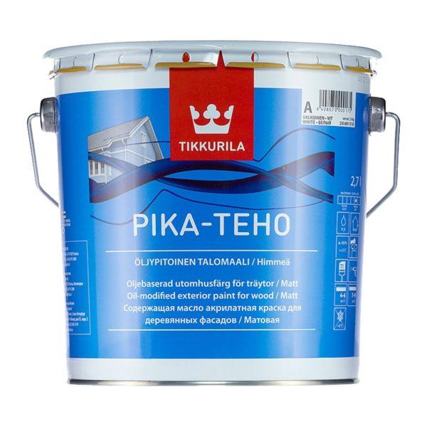 Краска в/д фасадная Pika-Teho A (2,7 л)