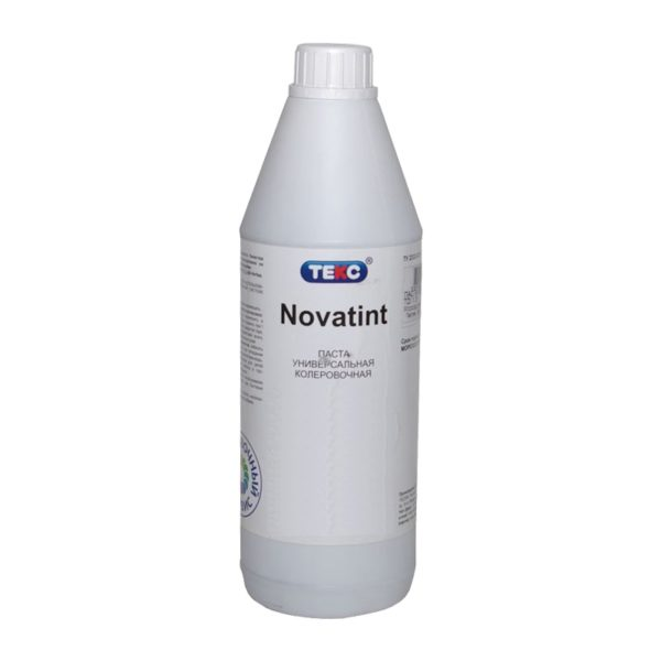Паста для колеровочной машины NOVATINT TDI (1 л)