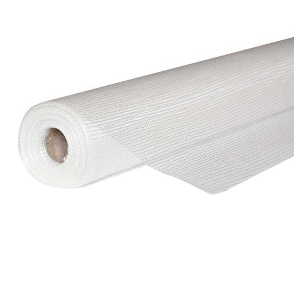 Сетка стеклотканевая Крепикс Фасад, 1300 4x4 мм, 1x50 м, 120 гр/м2