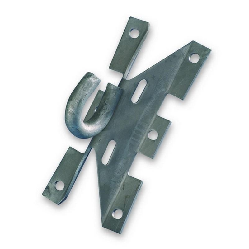 Крюк монтажный на столб д/СИП-4, металл