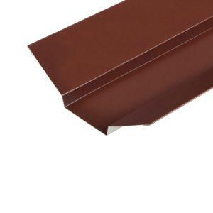 Ендова (RAL 8017) коричневый шоколад (2 м)