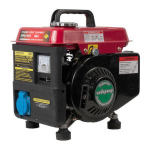 Генератор инверторный DPG1101i  0,8/0,9 кВт, бензиновый, бак 2,6 л