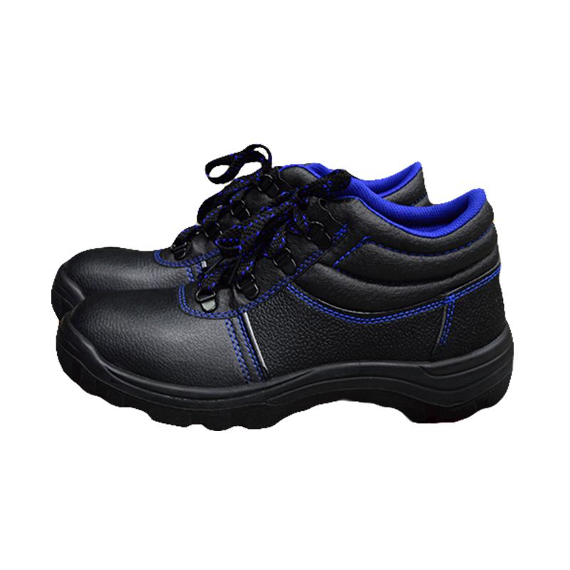 Ботинки рабочие, метал. носок, размер 43