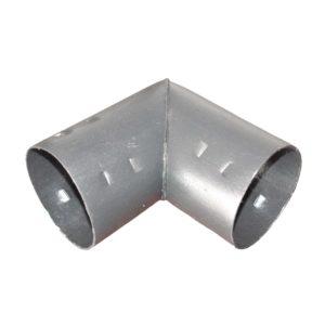 Отвод для дренажных гофрированных труб 63 мм (90 градусов)