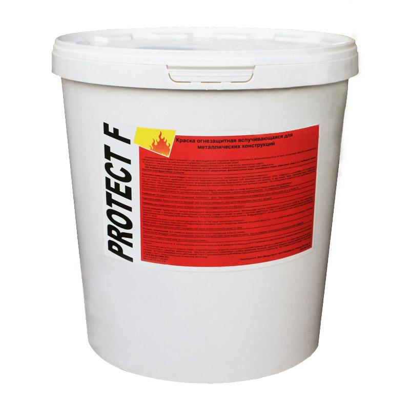 Краска огнезащитная для металлических поверхностей (20 кг)