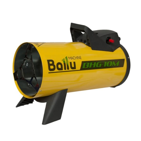 Пушка тепловая газовая BHG-10M (BHG-10), 9,2 кВт