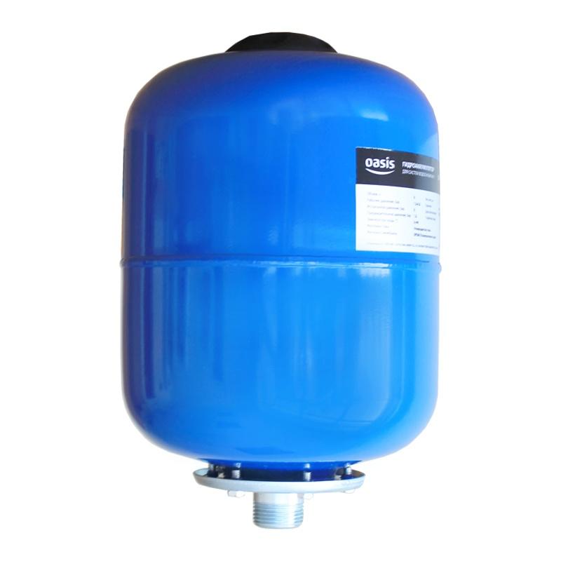 Бак мембранный расширительный для водоснабжения, 8 л