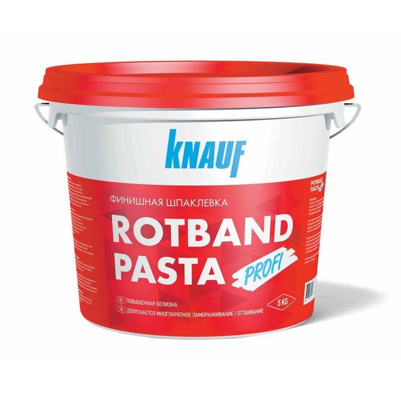 Шпаклевка готовая Ротбанд Паста Профи (18 кг)