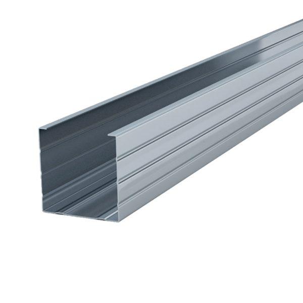 Профиль стоечный ПС-2 50x50, 0,45 мм, 3 м