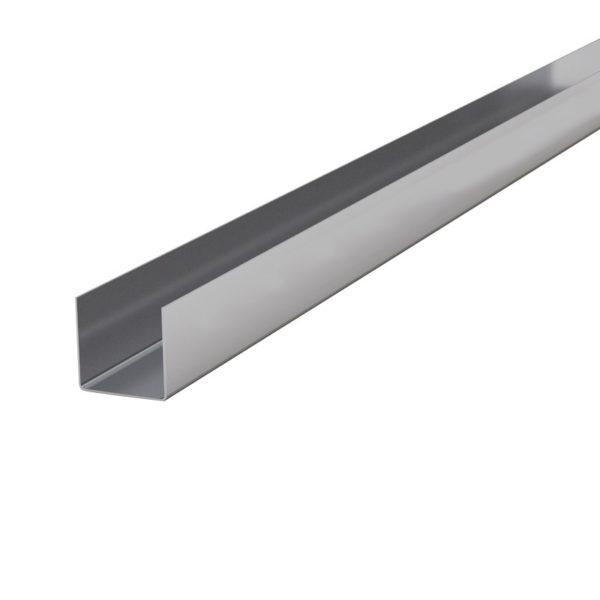Профиль потолочный направляющий ППН 28x27, 0,6 мм, 3 м