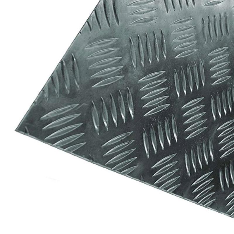 "Лист алюм. рифленый ""Квинтет"", 1200x600x1,5 мм"