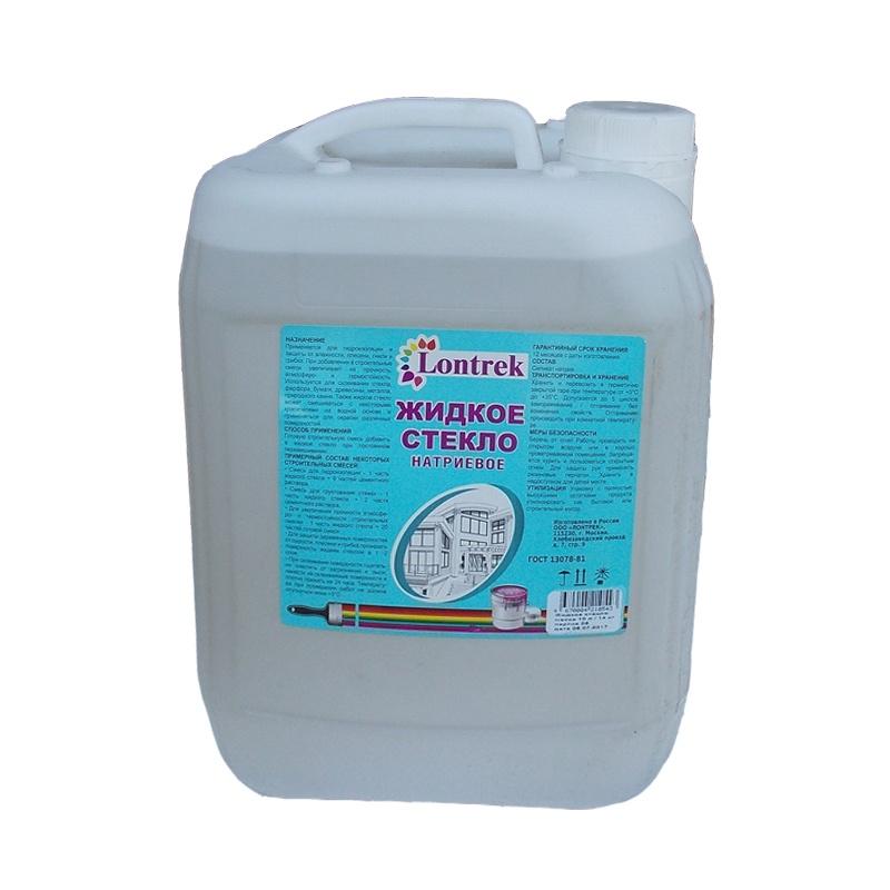 Жидкое стекло (14 кг)