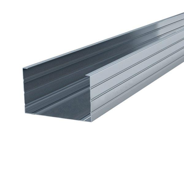 Профиль стоечный ПС-4 75x50, 0,6 мм, 3 м