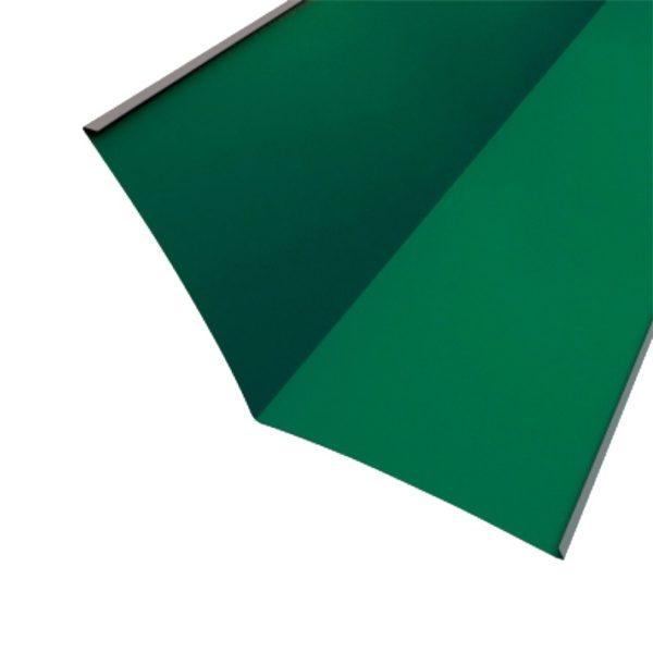 Ендова (RAL 6005) внутренняя зеленый мох (2 м)