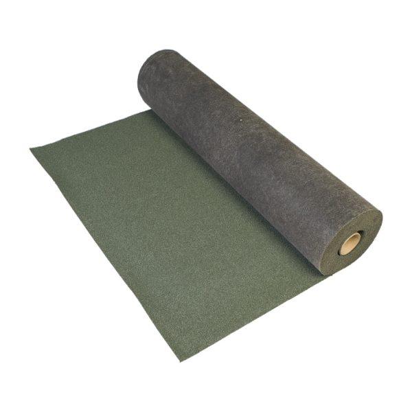 Ендовый ковер зеленый (для черепицы Финская, Кадриль) 1х10 м