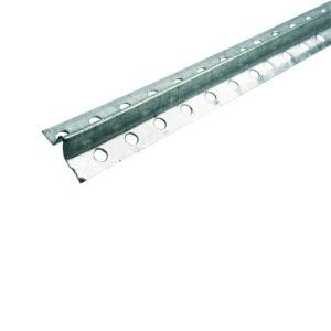 Профиль маячковый 6 мм 3 м (0,4 мм)